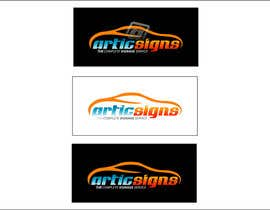 nº 32 pour Logo Design for ARTIC SIGNS par Remon1199
