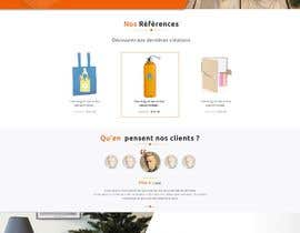 #13 for E-commerce homepage webdesign by agnitiosoftware