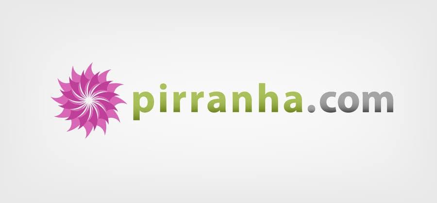 Penyertaan Peraduan #30 untuk Logo Design for Pirranha.com