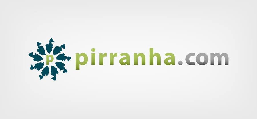 Penyertaan Peraduan #32 untuk Logo Design for Pirranha.com