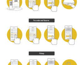 """#6 for Pictographic """"how to"""" for Mobile App by Angelilu"""