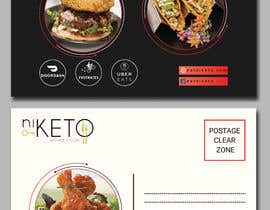#73 for create postcard flyer for new restaurant by EliousAhmmed19