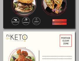#73 pentru create postcard flyer for new restaurant de către EliousAhmmed19