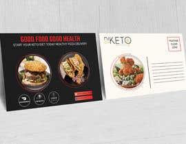 Nro 76 kilpailuun create postcard flyer for new restaurant käyttäjältä EliousAhmmed19