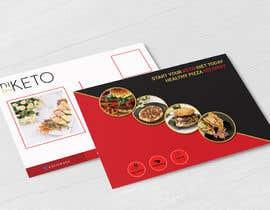 #79 pentru create postcard flyer for new restaurant de către EliousAhmmed19