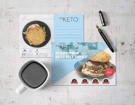 nº 57 pour create postcard flyer for new restaurant par romon919