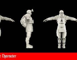 "#12 para AAA Game ""Space Nazi"" Character Design por danni933"