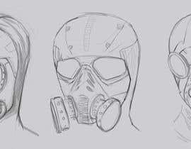 "#19 para AAA Game ""Space Nazi"" Character Design por andreiiacob9"