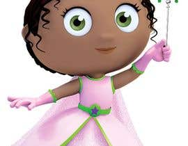 #135 for Penelope is a character that i would like come to life 5 years old cute girl WITH DIMPLES by arafath102525