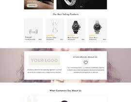 #50 for Homepage Design for e-commerce platform by Gowtham2015
