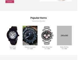 #28 cho Homepage Design for e-commerce platform bởi shawonsaad