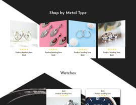 #62 for Homepage Design for e-commerce platform by TheSRM