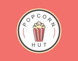 #70 for LOGO Design - Popcorn Company by kamileo7