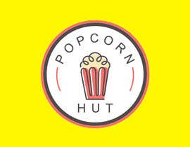 nº 126 pour LOGO Design - Popcorn Company par kamileo7