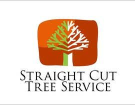 nº 7 pour Logo Design for Straight Cut Tree Service par iakabir