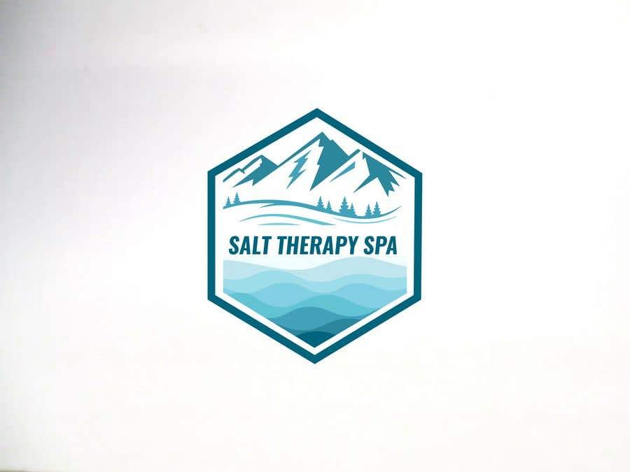 Kilpailutyö #27 kilpailussa Logo Design for Salt Therapy Spa/Retail Business