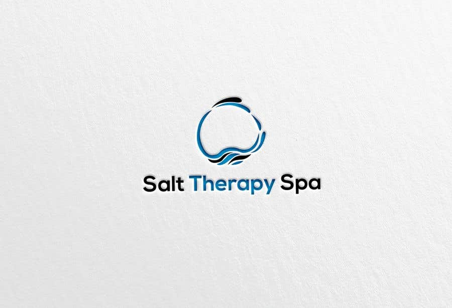 Kilpailutyö #60 kilpailussa Logo Design for Salt Therapy Spa/Retail Business