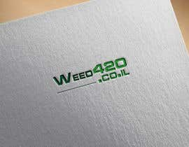 #7 for A logo for a weed website by graphicrakib