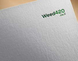 #11 for A logo for a weed website by graphicrakib
