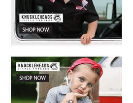 #2 for Banner for Advertising Knuckleheads Clothing af saifulalam1704
