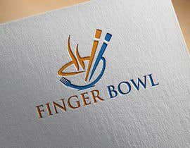 "#97 for Logo design for Food Catering & Restaurant Company - ""Finger Bowl"" af aktherafsana513"