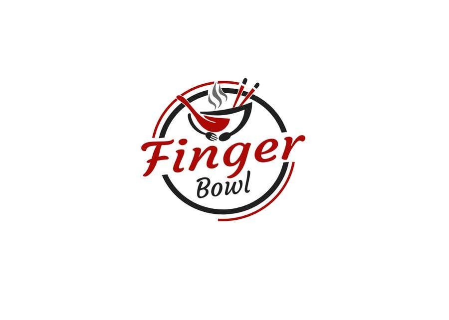 """Konkurrenceindlæg #139 for Logo design for Food Catering & Restaurant Company - """"Finger Bowl"""""""