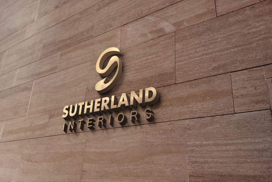 Bài tham dự cuộc thi #1411 cho Sutherland Interiors