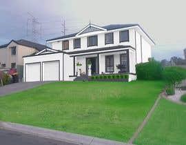 #32 cho Update house front design, Graphic bởi aliusman1725