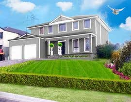 #28 for Update house front design, Graphic by hossaingpix