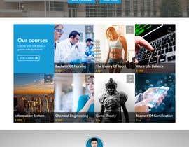 #27 pentru Wordpress Website redesign 3 pages de către wyarej