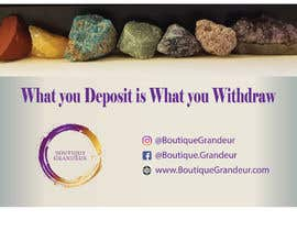 #81 for Boutiqure Grandeur  Banner by CreativeDesignA1