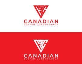 creaMuna tarafından Clean & Sleek Logo for Canadian Sultan Consultancy için no 163