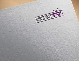 #190 untuk Secret-Sauce.TV  Logo oleh alomgirbd001