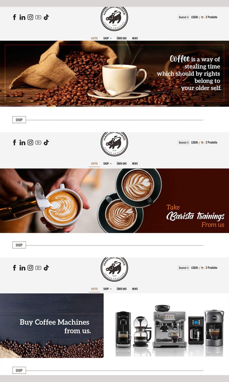 """Intrarea #                                        25                                      pentru concursul """"                                        Design 3 Banners for a web landing page                                     """""""