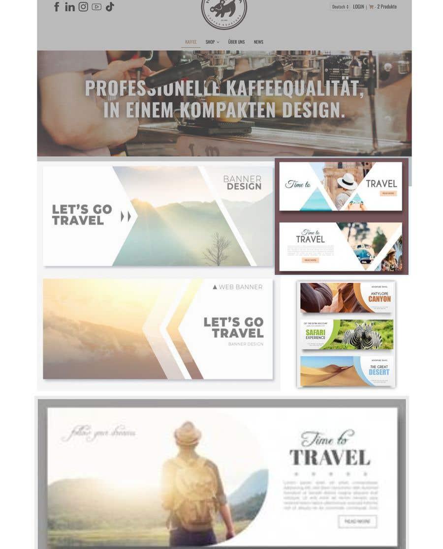 """Intrarea #                                        34                                      pentru concursul """"                                        Design 3 Banners for a web landing page                                     """""""