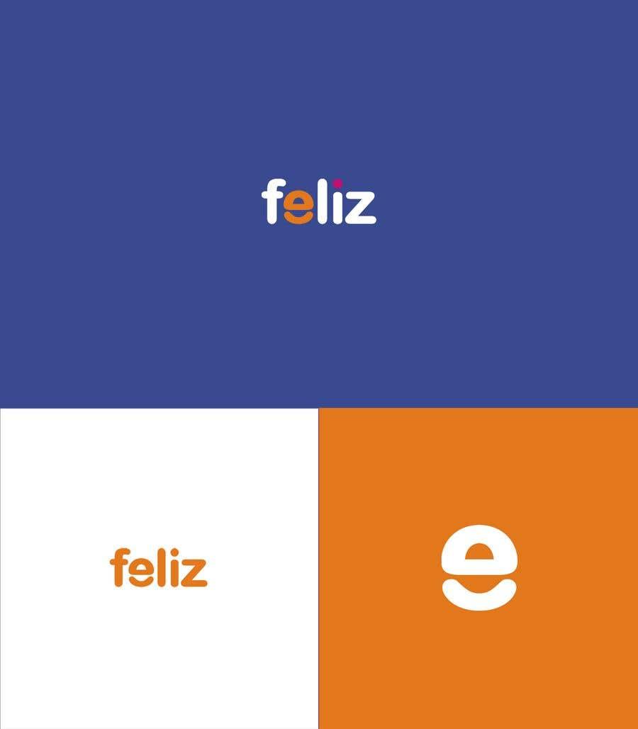 "Kilpailutyö #358 kilpailussa Design Logo to Gas Sation called ""Feliz"""