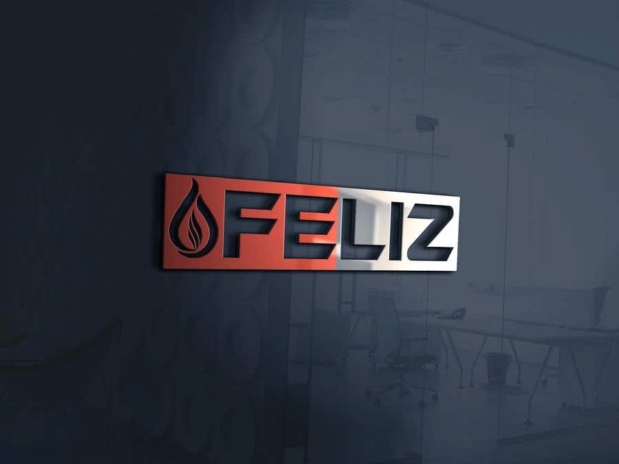 "Kilpailutyö #527 kilpailussa Design Logo to Gas Sation called ""Feliz"""