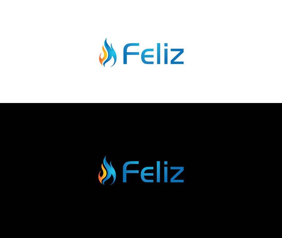 "Kilpailutyö #505 kilpailussa Design Logo to Gas Sation called ""Feliz"""