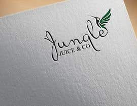 rahulsheikh tarafından Logo designed for an upscale juice bar.  Name of the business is Jungle Juice & Co. için no 170