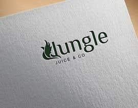 Sritykh678 tarafından Logo designed for an upscale juice bar.  Name of the business is Jungle Juice & Co. için no 175