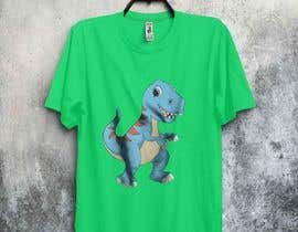 #109 for Dinosaur design for clothes by TSHIRTTRAND