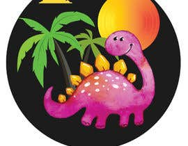 #72 para Dinosaur design for clothes de sukhiGD