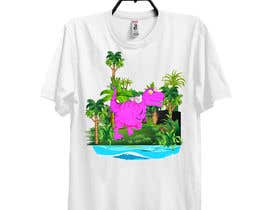 #84 para Dinosaur design for clothes de Shaikasad1