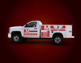 nº 35 pour Vehicle lettering/wrap design par mgamal2020