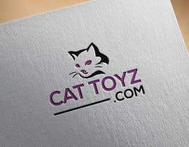 #147 para CatToyz.com Logo for new E-comm Website de fatemaakther423
