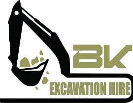 Nro 37 kilpailuun Logo Design for excavation hire business käyttäjältä arqjosenmoros