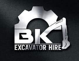 Nro 36 kilpailuun Logo Design for excavation hire business käyttäjältä designexpert19