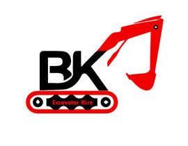 Nro 30 kilpailuun Logo Design for excavation hire business käyttäjältä mdakash1