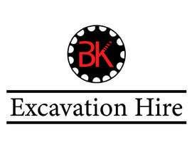 Nro 39 kilpailuun Logo Design for excavation hire business käyttäjältä Desiners3
