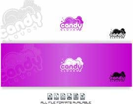 #170 for Design A Logo - Candy Clouds - A Cotton Candy Company by alejandrorosario